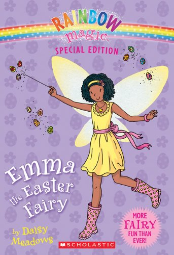 Rainbow Magic Special Edition: Emma the Easter Fairy 9780545270519