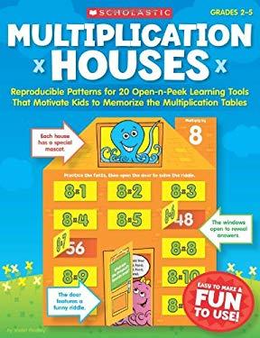 Multiplication Houses, Grades 2-5 9780545292948