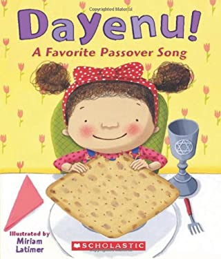 Dayenu!: A Favorite Passover Song 9780545312363