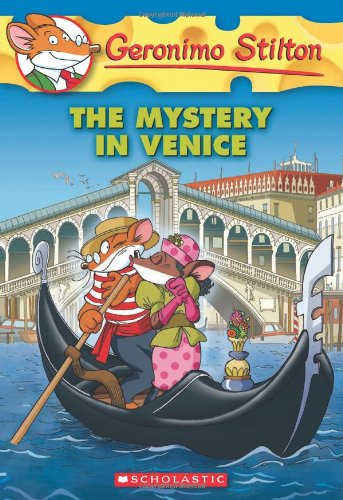 The Mystery in Venice 9780545340977