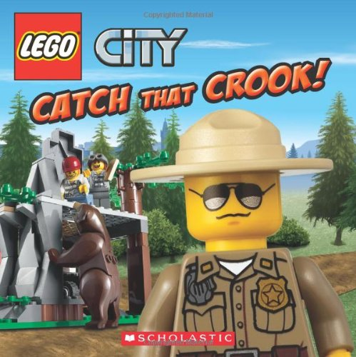 Lego City: Catch That Crook! 9780545369916