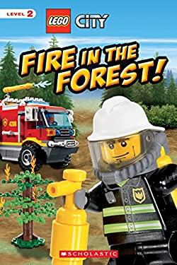 Lego City Fire in the Forest! 9780545369923