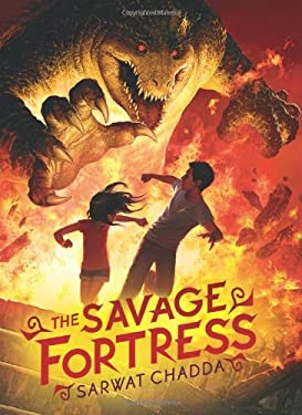 The Savage Fortress 9780545385169