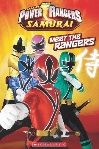 Power Rangers Samurai: Meet the Rangers 9780545390095