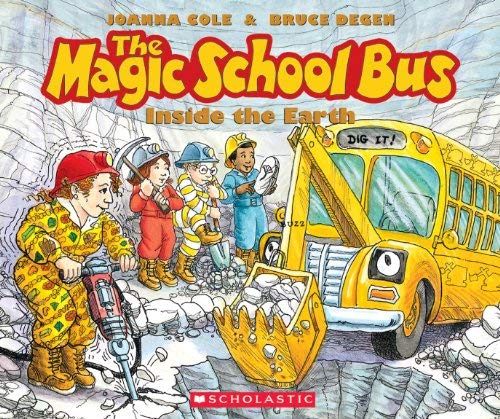 The Magic School Bus Inside the Earth - Audio 9780545396677