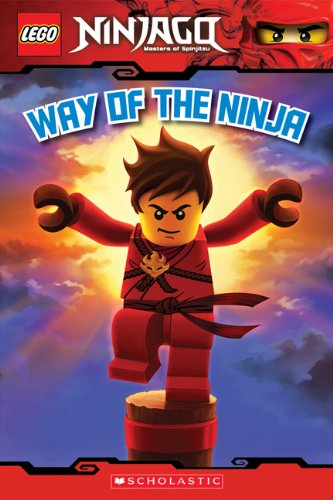 Lego Ninjago Reader #1: Way of the Ninja 9780545401135