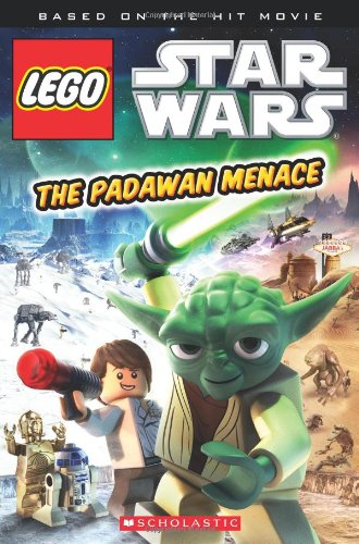 The Padawan Menace 9780545404501