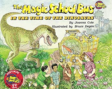 The Magic School Bus in the Time of Dinosaurs - Audio 9780545434157