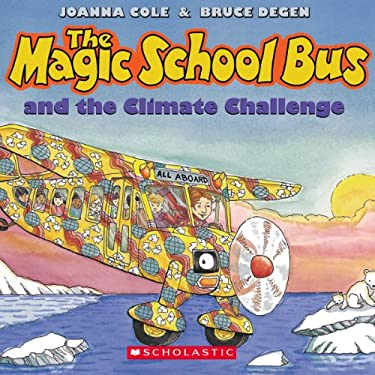 The Magic School Bus and the Climate Challenge - Audio 9780545434256