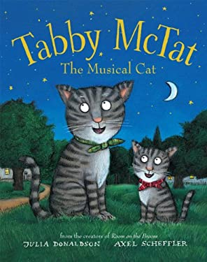 Tabby McTat, the Musical Cat 9780545451680