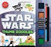 Star Wars Thumb Doodles: The Epic Saga at Your Fingertips (Klutz) 20669774