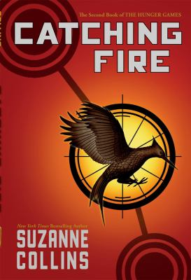 Catching Fire (The Second Book of the Hunger Games) 9780545586177