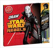 "Klutz Star Wars Rebels: Be a ""Trooper!"" Draw Right Inside This Book Craft Kit 22511678"