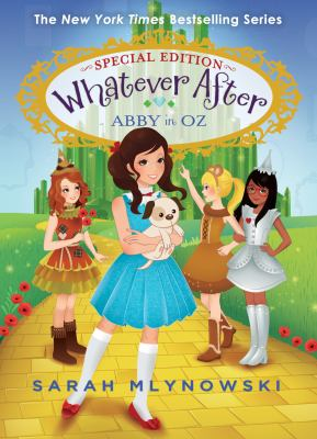 Abby in Oz (Whatever After: Special Edition)