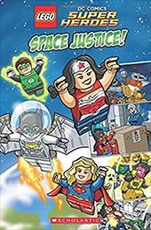 Space Justice! (LEGO DC Comics Super Heroes) 22838346
