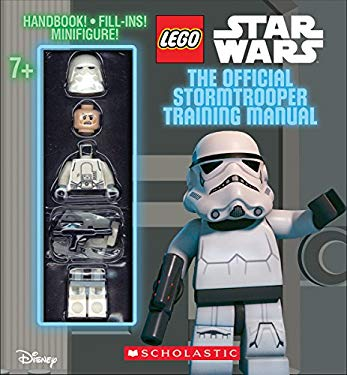 The Official Stormtrooper Training Manual (LEGO Star Wars)