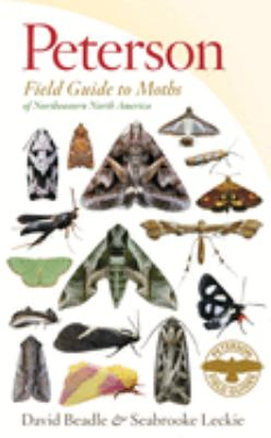 Peterson Field Guide to Moths of Northeastern North America 9780547238487