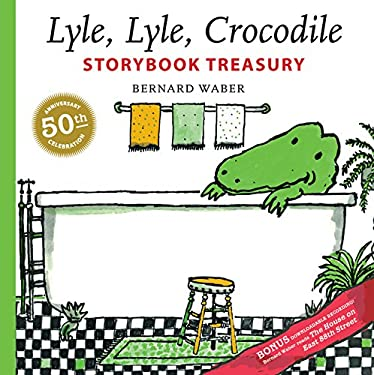 Lyle, Lyle, Crocodile Storybook Treasury 9780547516189