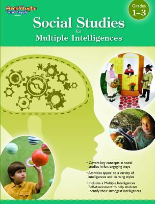 Social Studies for Multiple Intelligences, Grades 1-3 9780547625737