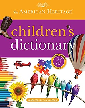 The American Heritage Children's Dictionary 9780547659558