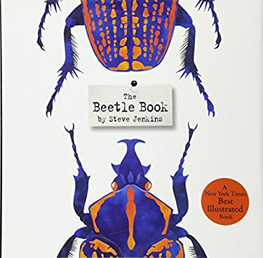 The Beetle Book 9780547680842