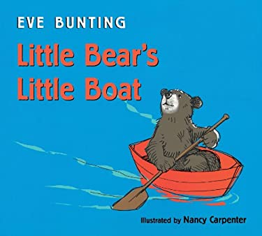 Little Bear's Little Boat 9780547719030