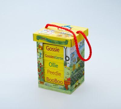 Gossie & Friends Board Book Gift Set 9780547747170