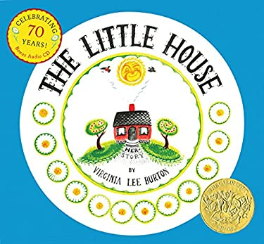 The Little House 70th Anniversary Edition with CD 9780547790442