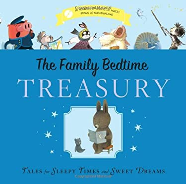 The Family Bedtime Treasury with CD 9780547857862