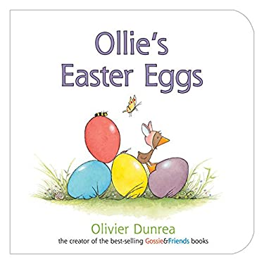 Ollie's Easter Eggs Board Book