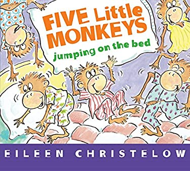 Five Little Monkeys Jumping on the Bed 9780547896915