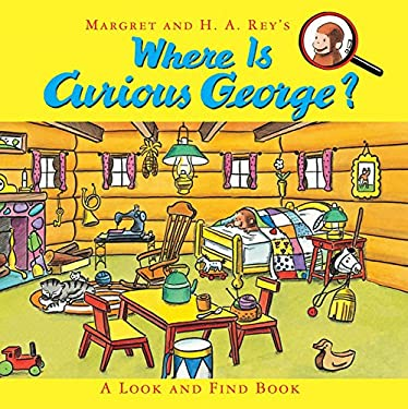 WHERE IS CURIOUS GEORGE LOOK & FIND BOOK