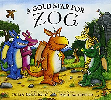 A Gold Star for Zog 9780545417242