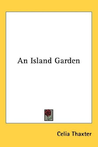 An Island Garden 9780548521212