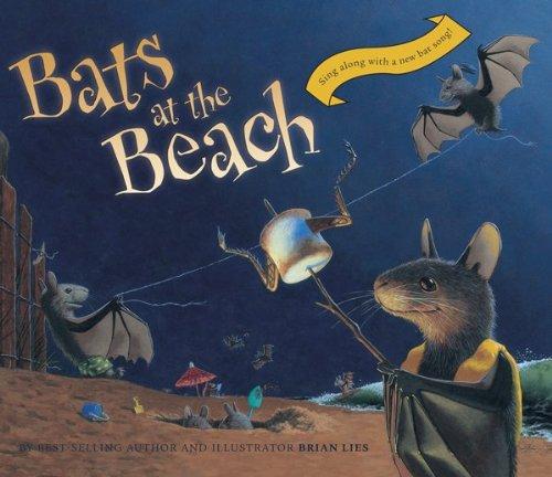 Bats - Magazine cover