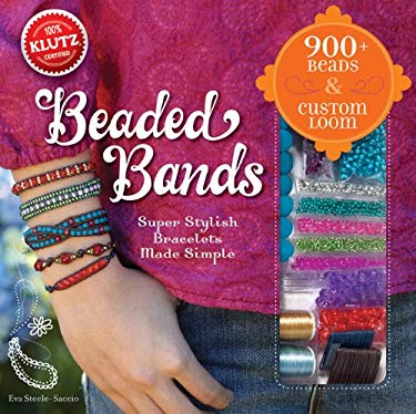 Beaded Bands: Super Stylish Bracelets Made Simple 9780545449342