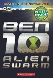 Ben 10 Alien Swarm [With Poster] 1840565