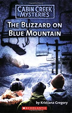 Blizzard on Blue Mountain 9780545003797