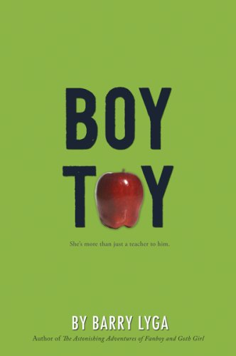 Boy Toy 9780547076348