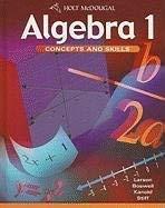 Algebra 1 - Concepts and Skills