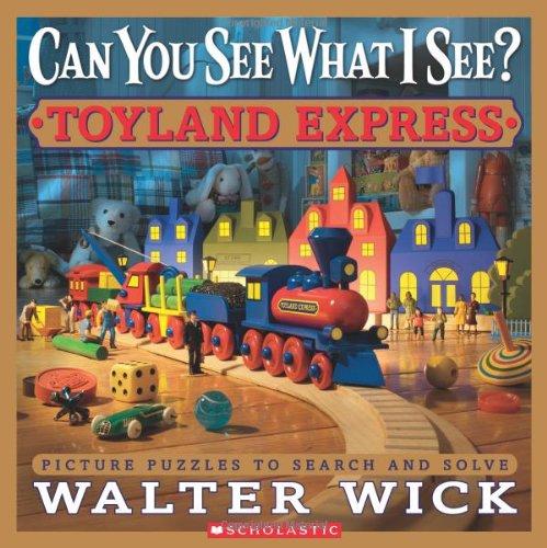 Toyland Express 9780545244831