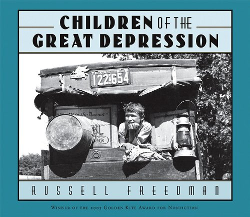 Children of the Great Depression 9780547480350