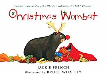 Christmas Wombat 9780547868721