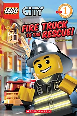 Lego City: Fire Truck to the Rescue (Level 1): Fire Truck to the Rescue! 9780545115438