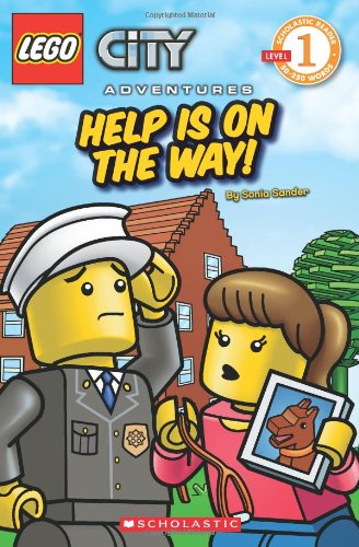 Lego City Adventures: Help Is on the Way! 9780545150682