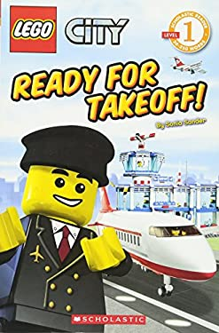 Lego City Adventures: Ready for Takeoff! 9780545219860