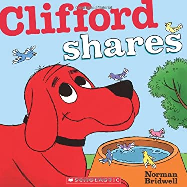Clifford Shares 9780545268370