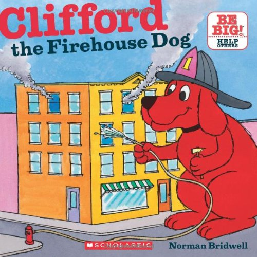 Clifford the Firehouse Dog 9780545215800