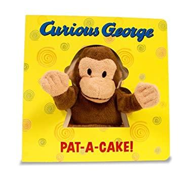 Curious George Pat-A-Cake! [With Curious George Puppet] 9780547516899