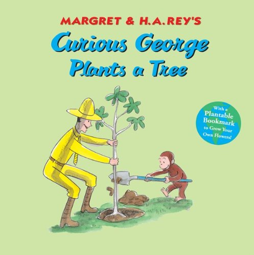 Curious George Plants a Tree 9780547297767